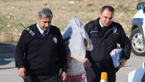 Edirne'de hamile kadın karnına bıçak sapladı