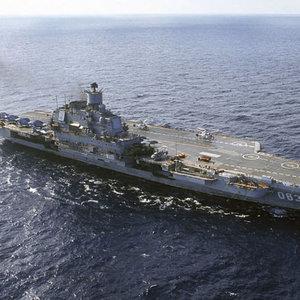 Rus donanma tarihinde bir ilk!