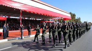 KKTC'nin kuruluşunun 33. yıldönümü