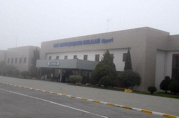 Samsun Çarşamba Havalimanı