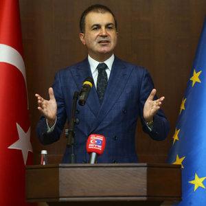 AB Bakanı Çelik'ten Brüksel'de kritik görüşme