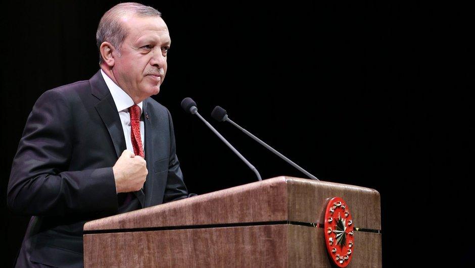 Cumhurbaşkanı Recep Tayyip Erdoğan TRT World
