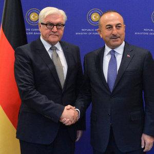 Steinmeier: Türkiye'nin üyelik müzakerelerinin durdurulmasına karşıyım