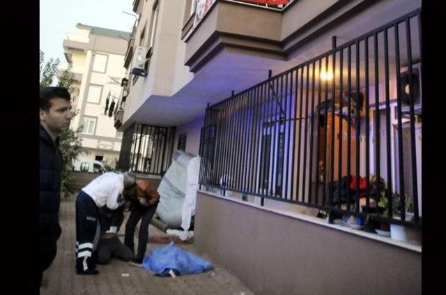 Antalya'da ikinci kattan düşen Fadime Sülün öldü