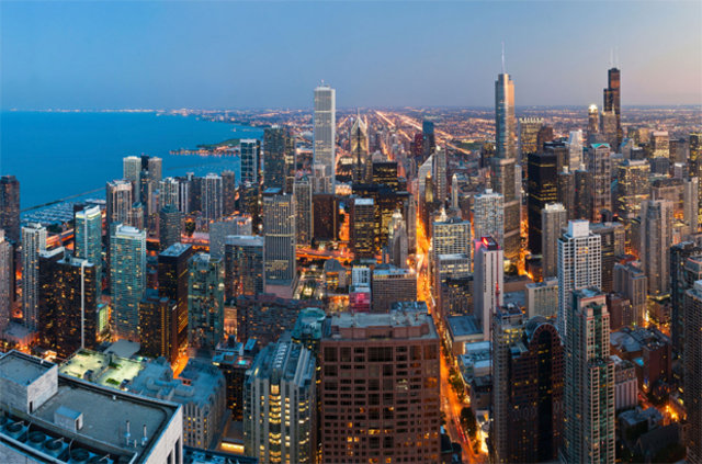 En çok gökdelene sahip şehirler