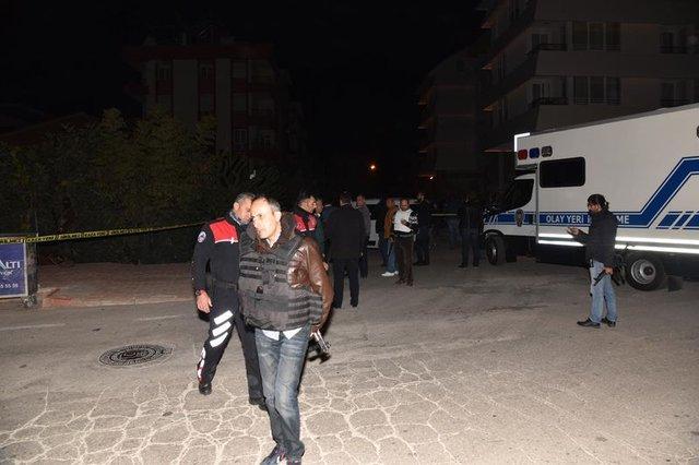 Antalya'da teröristlerle çatışma: 1 terörist ölü, 1 terörist yaralı ele geçirildi