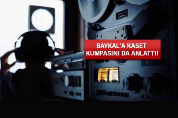 Çilingir gizli tanık eski CHP Genel Başkanı Deniz Baykal
