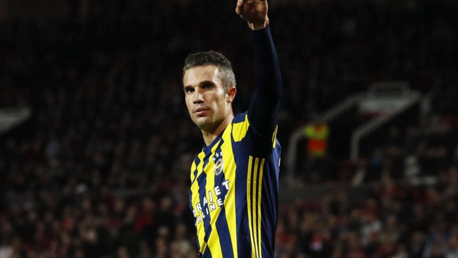 Van Persie Fenerbahçe Galatasaray
