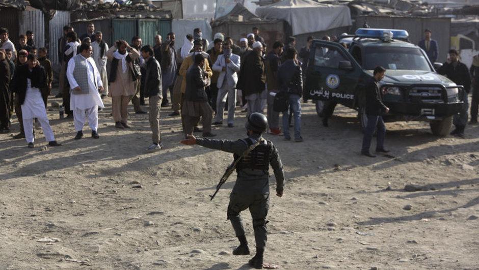 afganistan intihar saldırısı