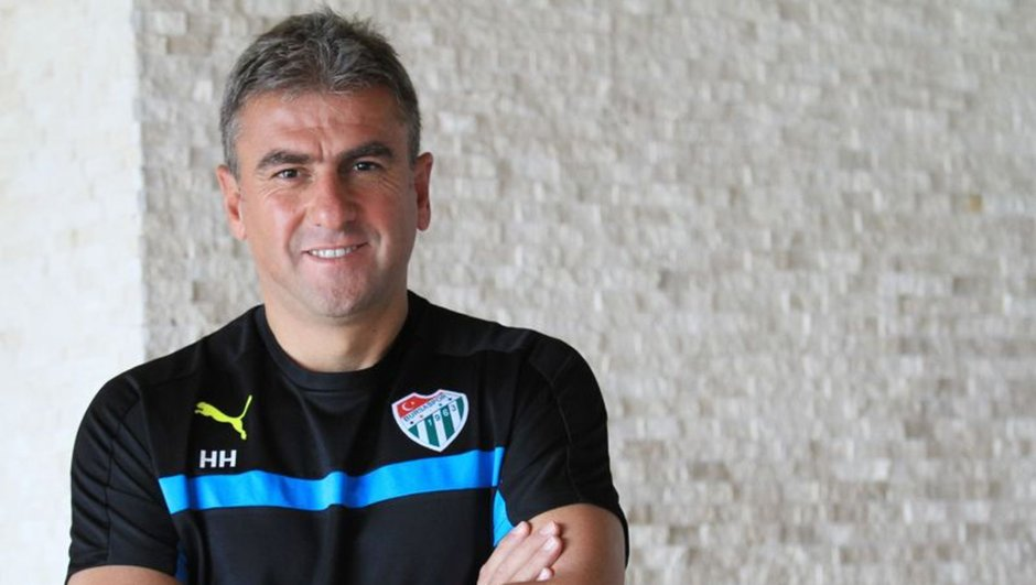 Hamza Hamzaoğlu Bursaspor