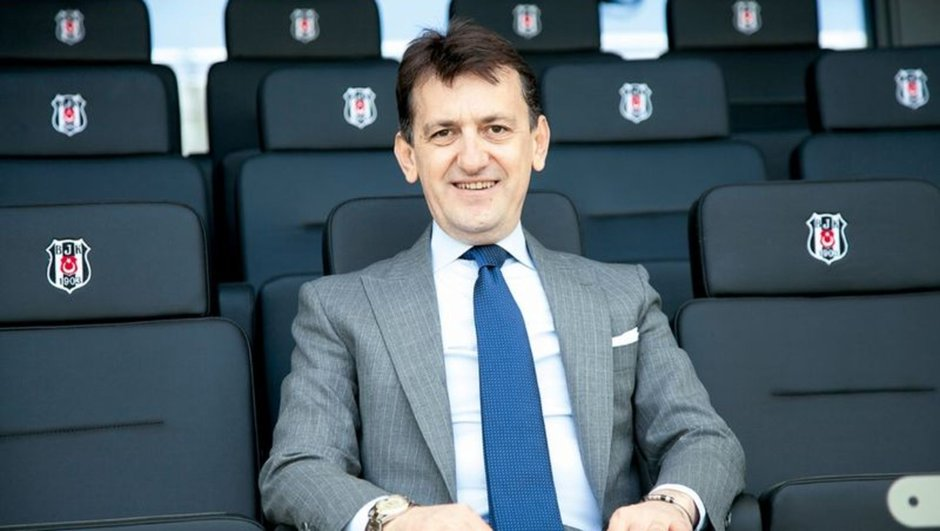 Beşiktaş Metin Albayrak altyapı