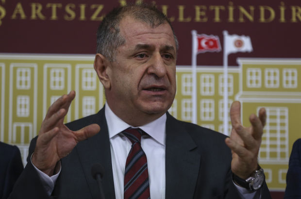 MHP'den ihraç edilen Ümit Özdağ konuştu