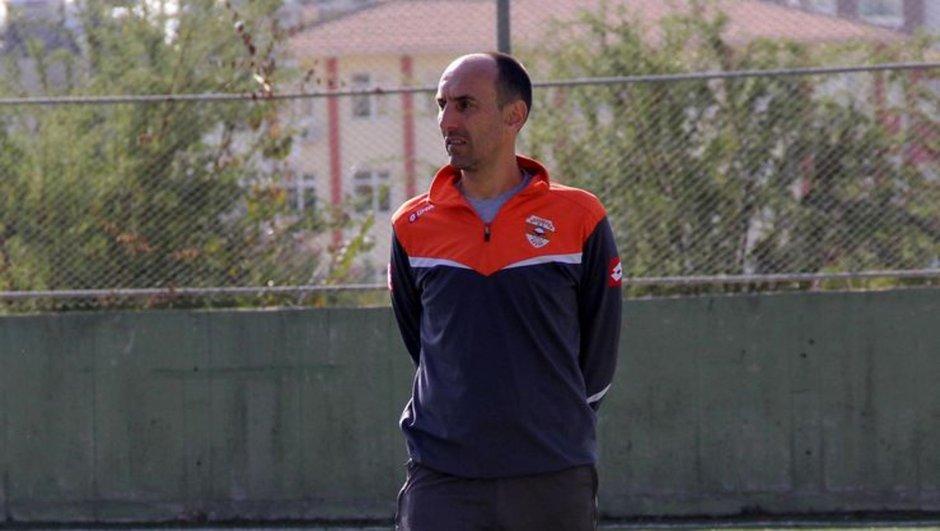 Krunoslav Jurcic Adanaspor Beşiktaş