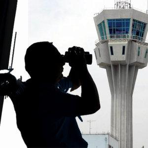 Atatürk Havalimanı'nda hareketli anlar!