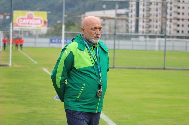 Hikmet Karaman Çaykur Rizespor Medipol Başakşehir