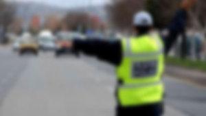 Polise 'pislik' diyen sürücüye adli para cezası