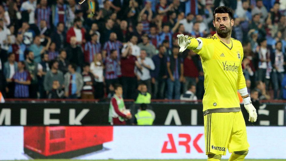 Volkan Demirel Fenerbahçe Trabzonspor