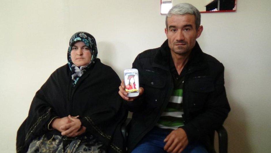 Kütahya liseli kız internetten tanıştığı kişi tarafından kaçırıldı iddiası