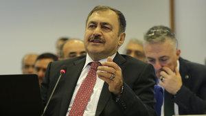 Orman Bakanı Eroğlu: 3 milyar 750 milyon fidan toprakla buluşturuldu