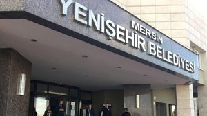 Yenişehir Belediye Başkanı'nın makam aracına haciz