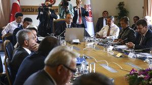Darbe Girişimi Araştırma Komisyonu'ndan CHP grubuna kınama