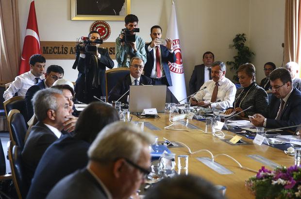 Darbe Girşimi Araştırma Komisyonu CHP Reşat Petek