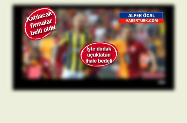 Süper Lig Yayın İhalesi