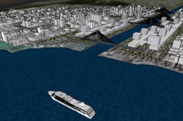 Kanal İstanbul'da ikinci Haliç planı