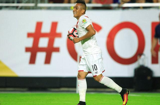 Fenerbahçe, Christian Cueva'yı listesine aldı!