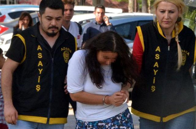 Adana'da Osman Efe'yi öldüren Selma Cingöz'e müebbet hapis