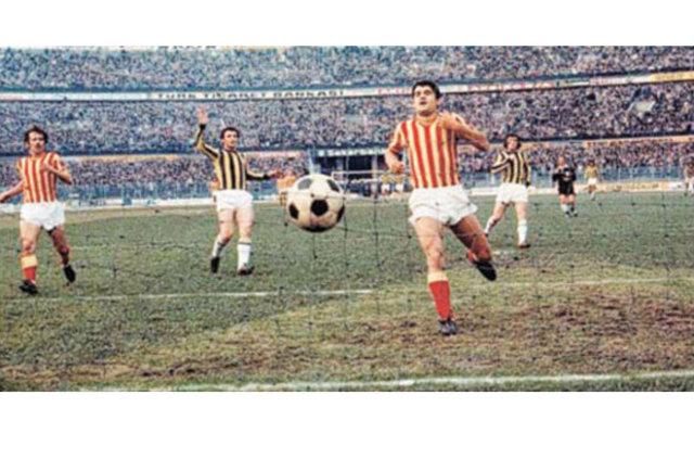 Unutulmaz Fenerbahçe - Galatasaray derbileri