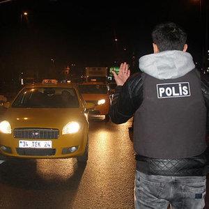 """İstanbul'da dev """"huzur"""" operasyonu"""