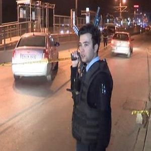 Sultangazi'de polisle çete arasında çatışma: 1 ölü, 2 yaralı