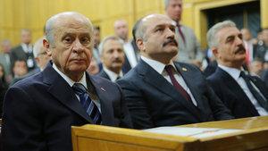MHP, AK Parti'den 5 madde için değişiklik isteyecek