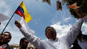 Kolombiya güçleri ile FARC arasında çatışma