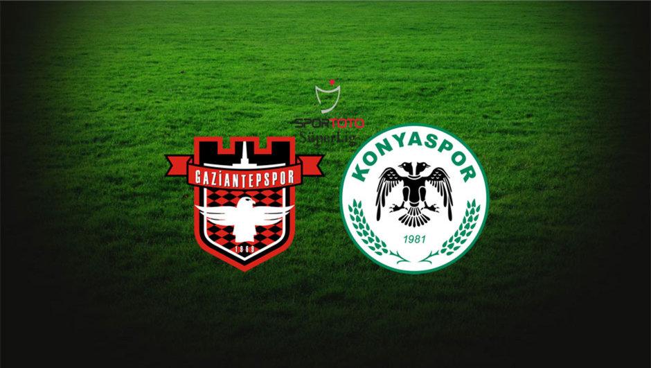 Gaziantepspor - Atiker Konyaspor
