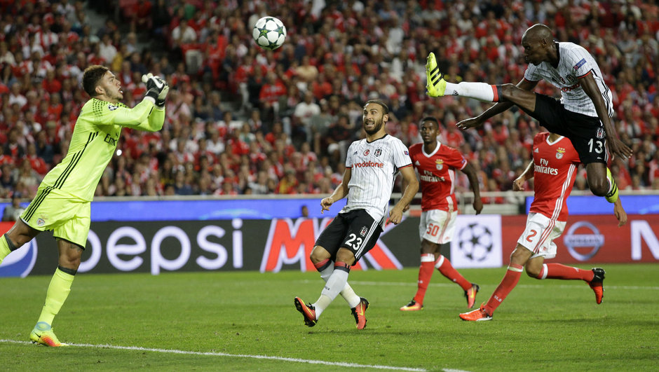 Beşiktaş - Benfica