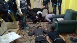 Sakarya'daki DEAŞ operasyonunda 18 kişi gözaltına alındı