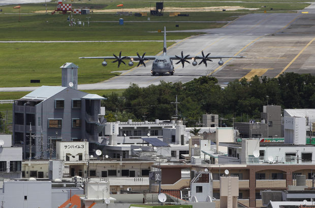 Japonya, ABD üssü yüzünden 22 milyon dolar tazminat ödeyecek