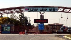 Öncüpınar sınır kapısı geçişlere açıldı
