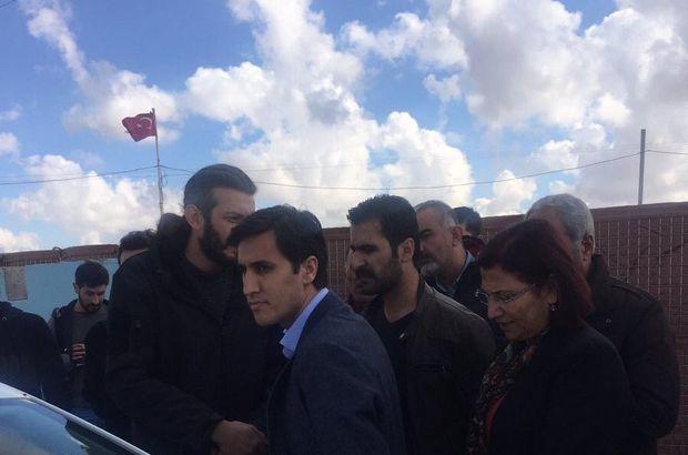Gözaltına alınan HDP'li vekille ilgili yeni gelişme