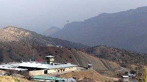 PKK'dan Derecik'te havanlı saldırı