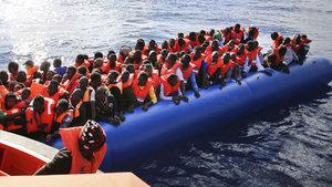 Akdeniz'de son iki günde 340 göçmen öldü veya kayboldu