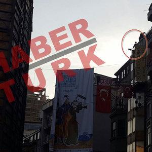 İstiklal Caddesi'nde intihar girişimi