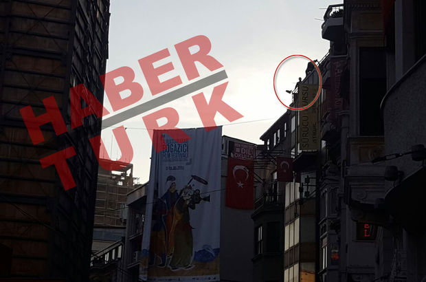 Taksim İstiklal Caddesi
