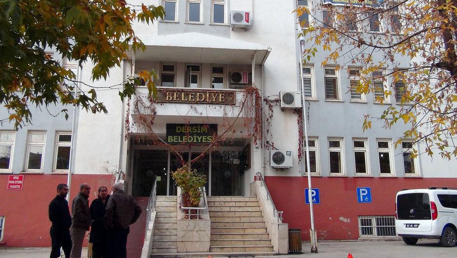 Tunceli Belediyesi'ne de kayyum atandı
