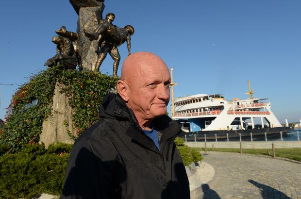 Leonardus Vercauteren Belçika Çanakkale savaşlara dikkat çekmek için yürüdü