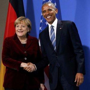 Merkel'den Esed ve Obama açıklaması