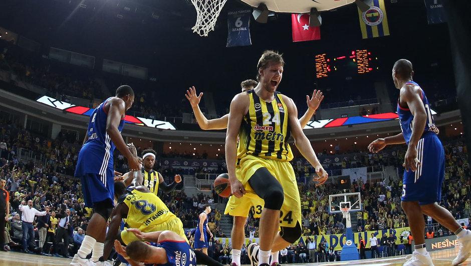 Fenerbahçe Anadolu Efes THY Avrupa Ligi