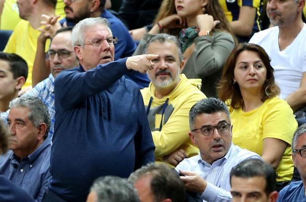 Aziz Yıldırım Fenerbahçe Galatasaray Odeabank